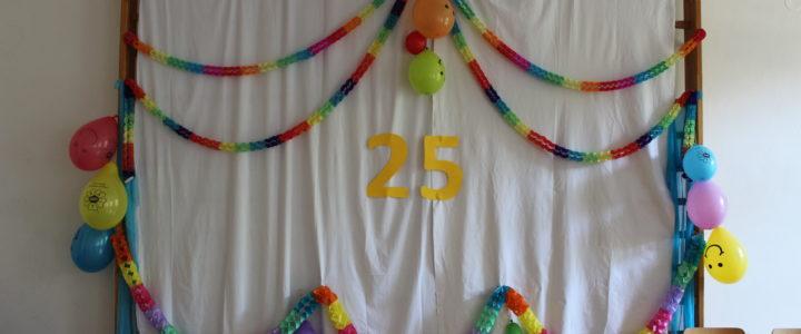 Oslava 25. výročí