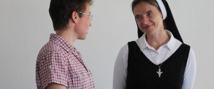 Setkání ředitelek komunit