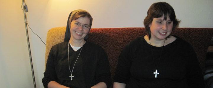 Setkání mladších sester v Kobylisích