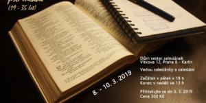 Duchovní obnova pro mladé