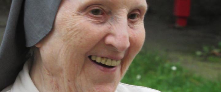Sr. Věra V. oslavila 90 let