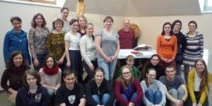 Postní duchovní obnova pro mládež v Karlíně