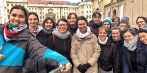 Juniorky v Praze