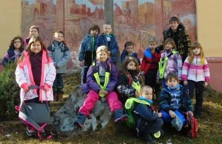 Školka na škole v přírodě