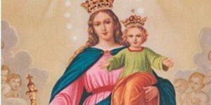 Mimořádná novéna k Panně Marii Pomocnici