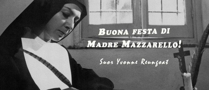 Dnes slavíme Marii Dominiku Mazzarellovou!