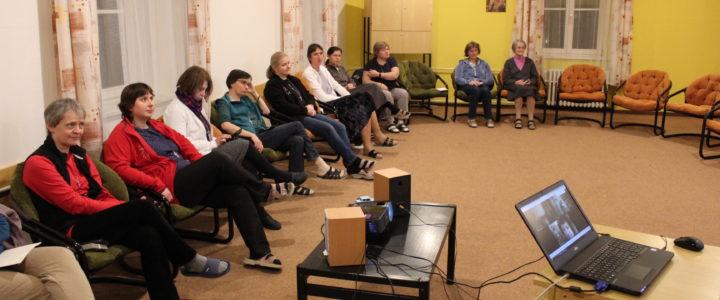 Setkání ŘEZ v Karlíně
