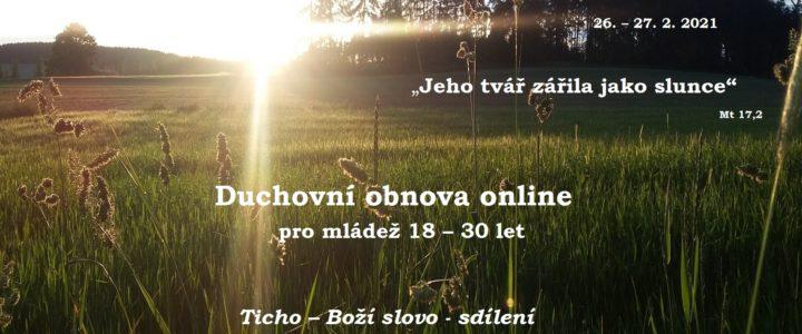 Obnova online
