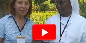 Rozhovor z GK se sestrou z Kamerunu